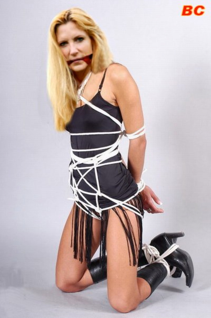 Ann coulter tied up