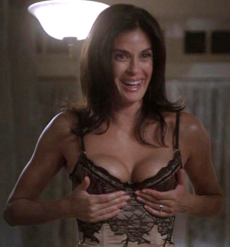 Image result for teri hatcher cleavage gif