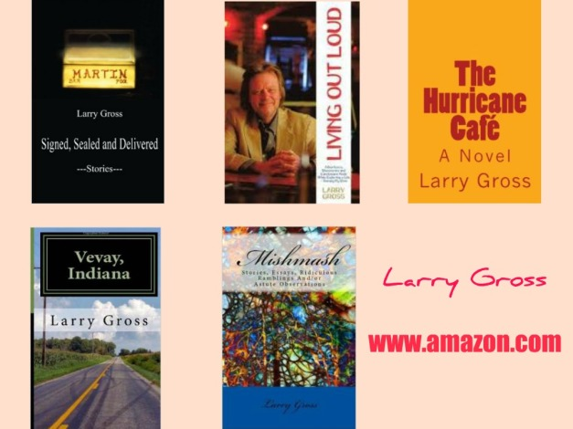Larry Gross published books