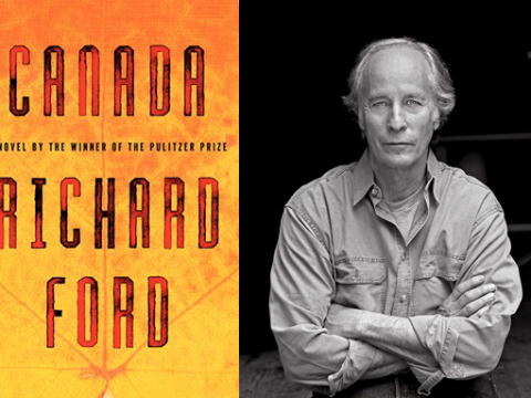 richard ford and canada