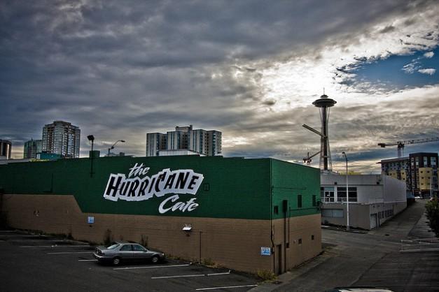 new hurricane cafe