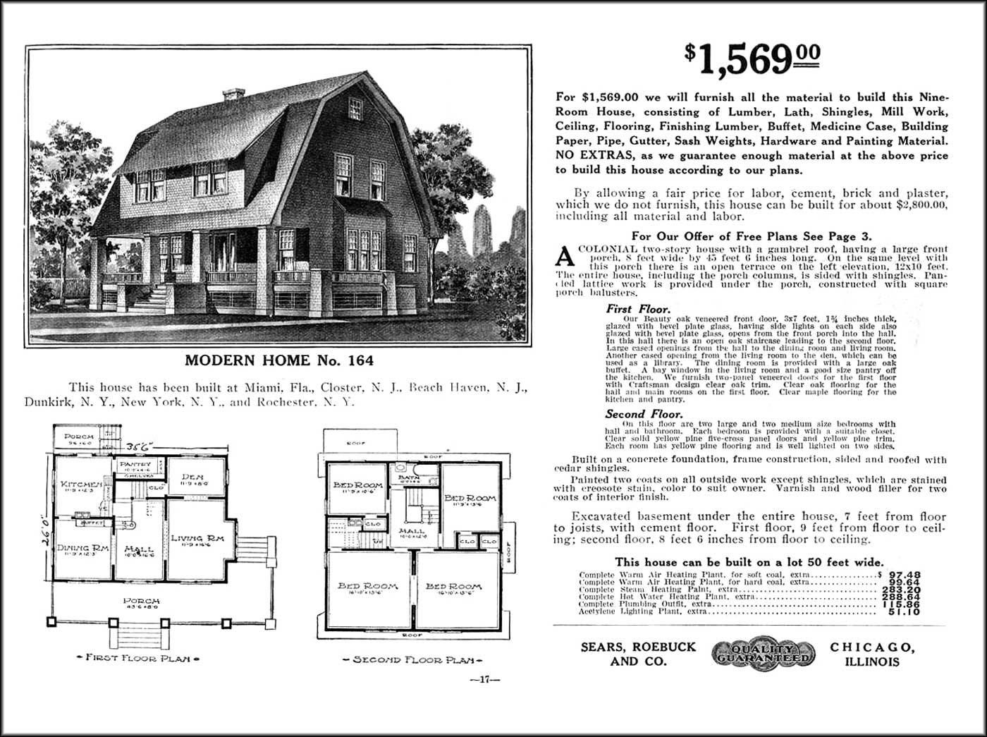 House of sears and roebuck larry gross online for Catalog houses