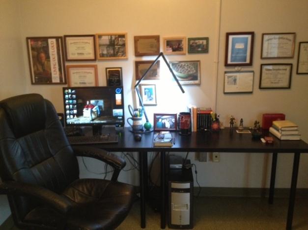 Larry's Desk