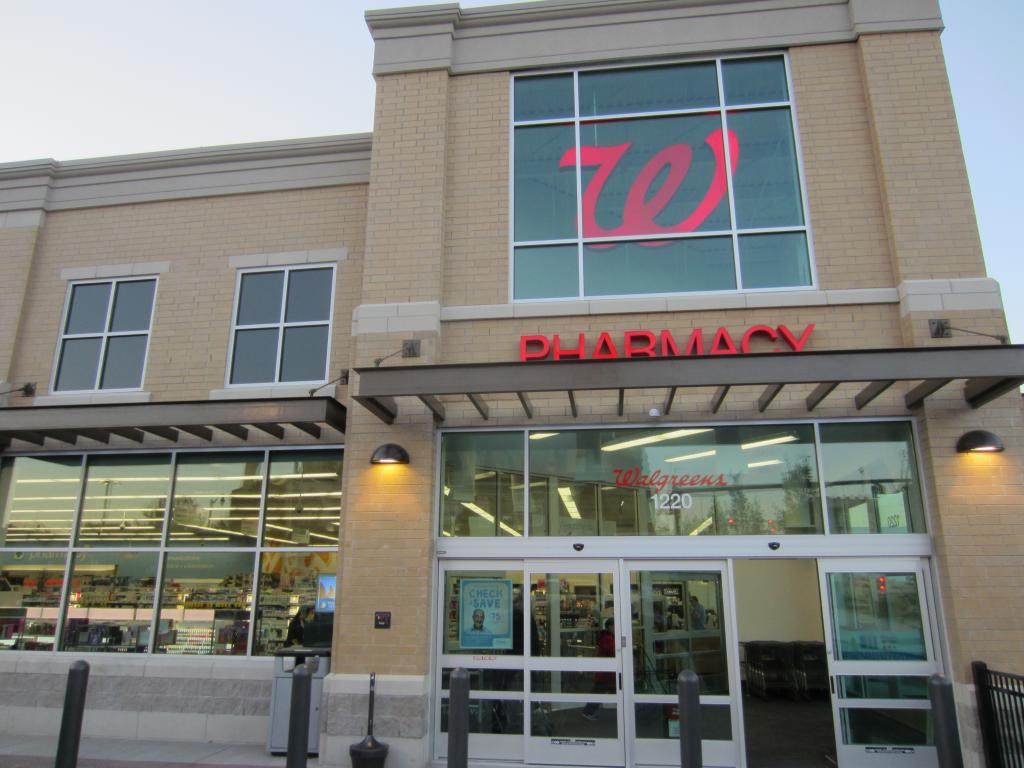 Walgreens online shopping