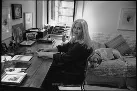 amy hempel at desk