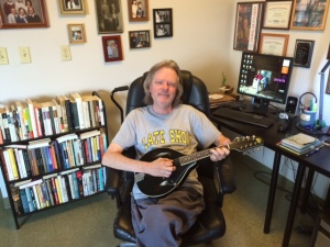 larry and mandolin