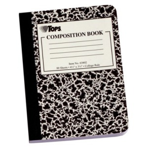 composition book two