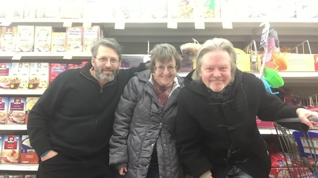 jim, jan and Larry