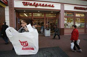 walgreens plastic bags