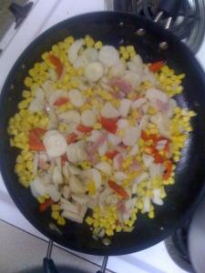covington ham and corn casserole