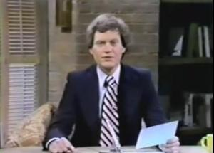 david letterman daytime show
